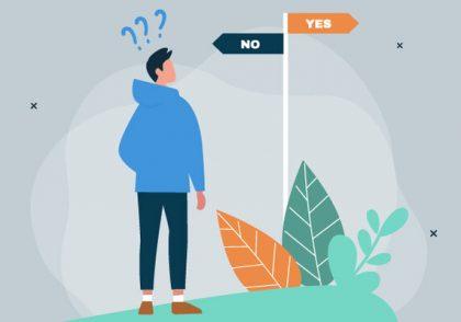 5 گام برای تصمیم گیری بهتر
